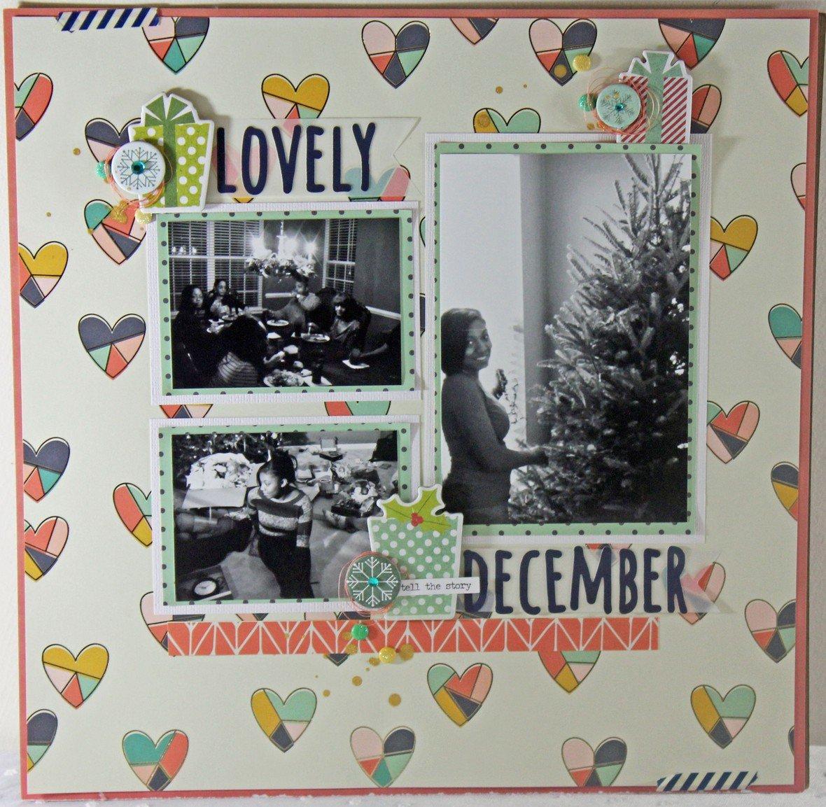 Lovely december original
