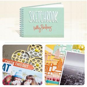 Sketchbook insta