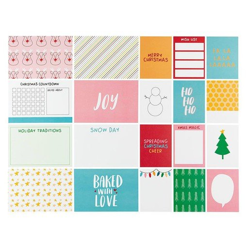 Picture of December Daily® 2020 Kids Themed Journal Card Set