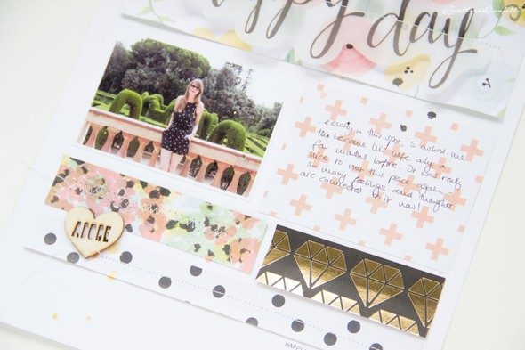 Happyday scrapbooking layout scatteredconfetti fancypants diy papercrafts 3