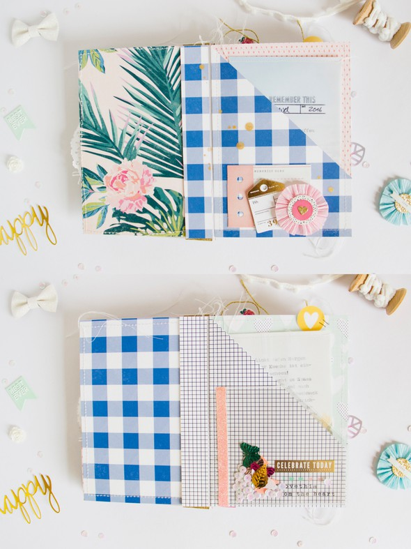 Summer2016 scatteredconfetti scrapbooking minialbum cratepaper americancrafts 3.1 original