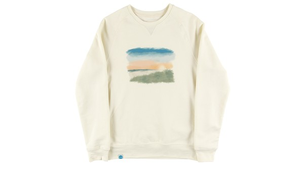 134399 watercolorsunsetcrewsweatshirtcream slider original