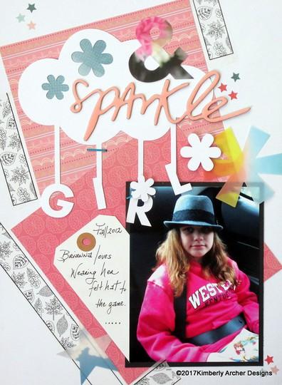 Sparkle girl original