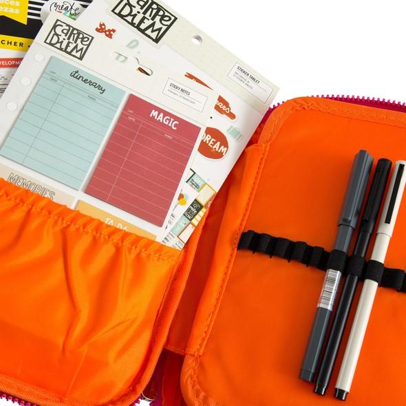 Sc shop pen case 365 salmon  original