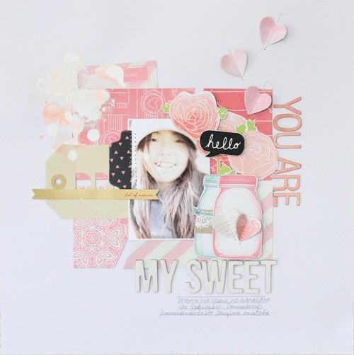 My sweet