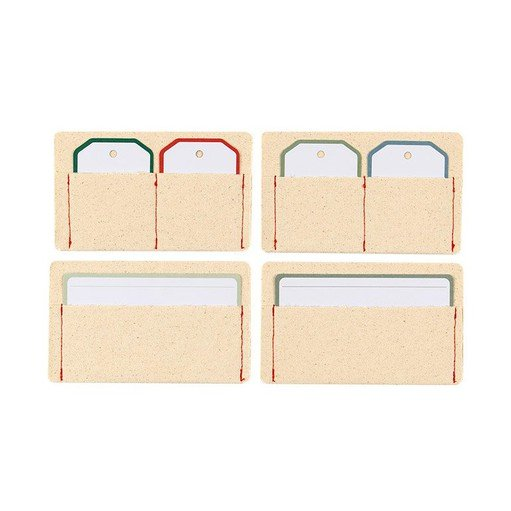 Picture of December Daily® 2021 Canvas Stitched Envelopes & Tags