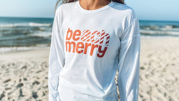 119010 beach merry stripes long sleeve tee women white slider3 original