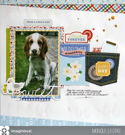 Mliedtke imaginisce sweet dog a original
