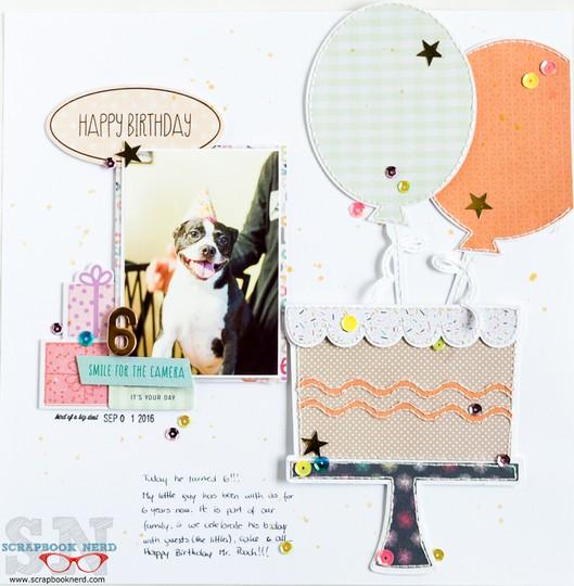 Happy birthday  6  original