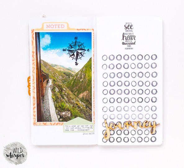 Ww nathalie desousa my travel journal 2 original