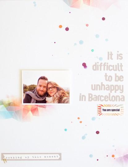 Barcelona kathleen original