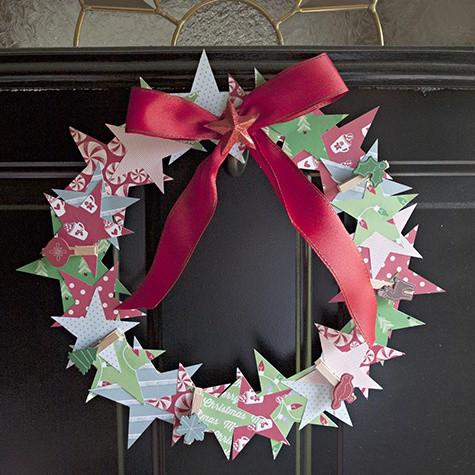 Katierose wreath