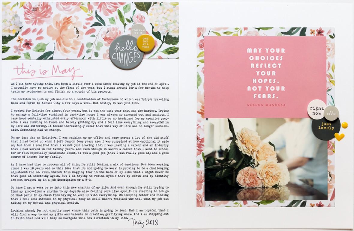 Kishmael may 2018 digital kit full layout original