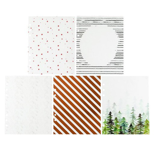 Picture of December Daily® 2020 6x8 Transparency Sheets