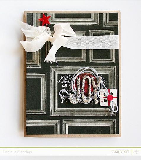 Joy framed card1