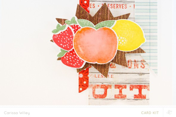 The one with the fruit detail 1