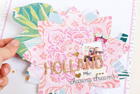 Crate paper chasing dreams good vibes scrapbook layout nikki kehr nimena %25283 von 5%2529  original
