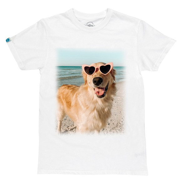 129187 puppy love short sleeve tee kids white original