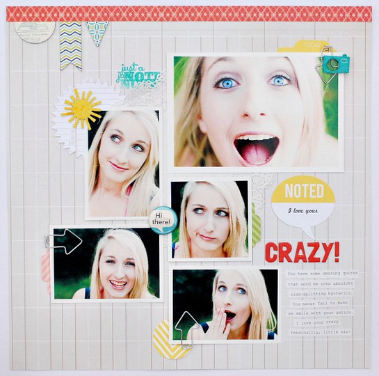 I love your crazy 1