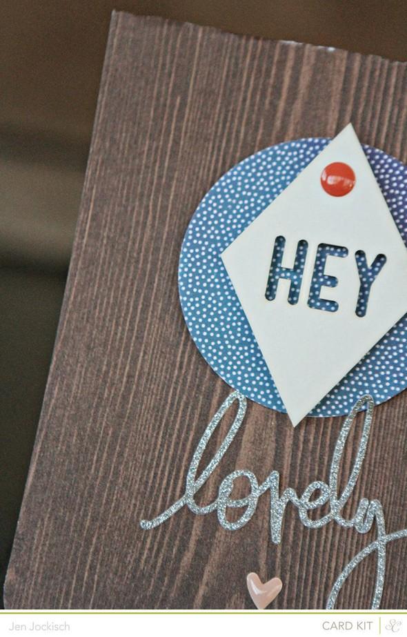 Heylovelycard detail