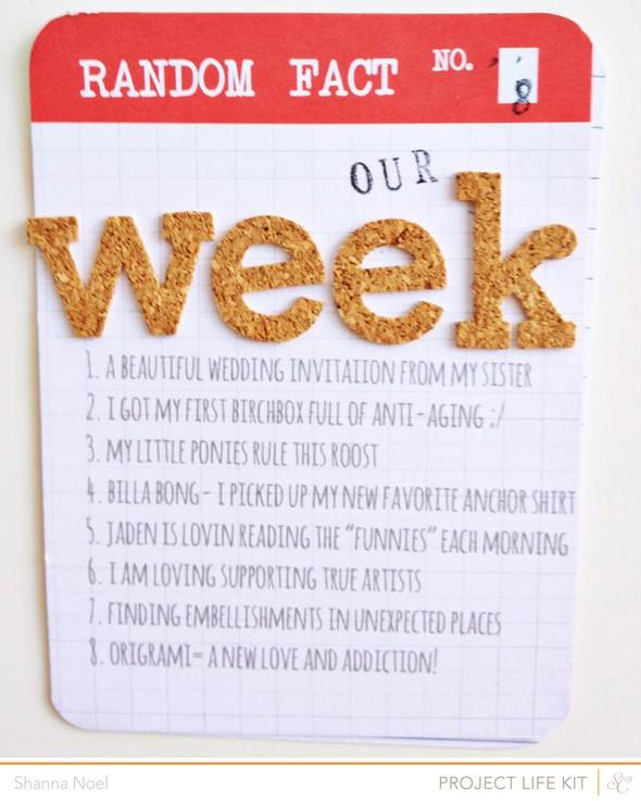 Week1sneak