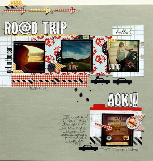 Road trip ack lo