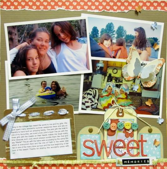 Kimberlymarie   sweet memories
