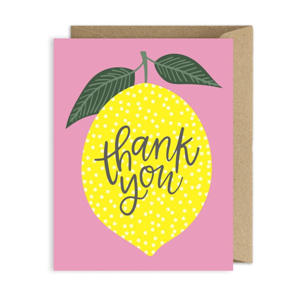 Thankyoulemoncard