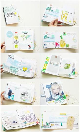 Summer album by anna maria