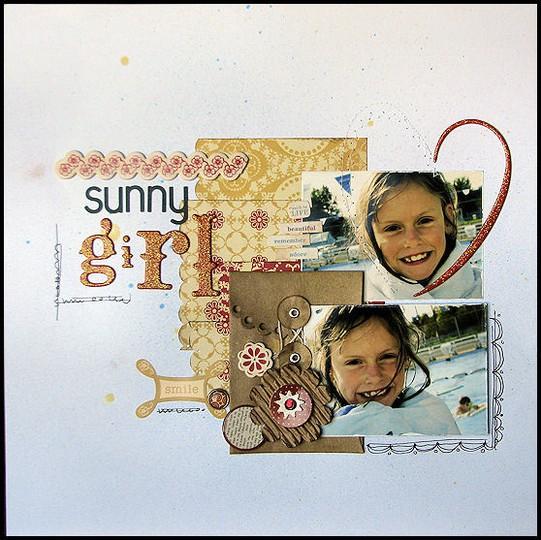 Sunny girl lo feb2011