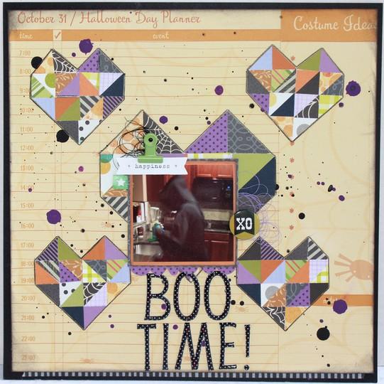 Boo time original