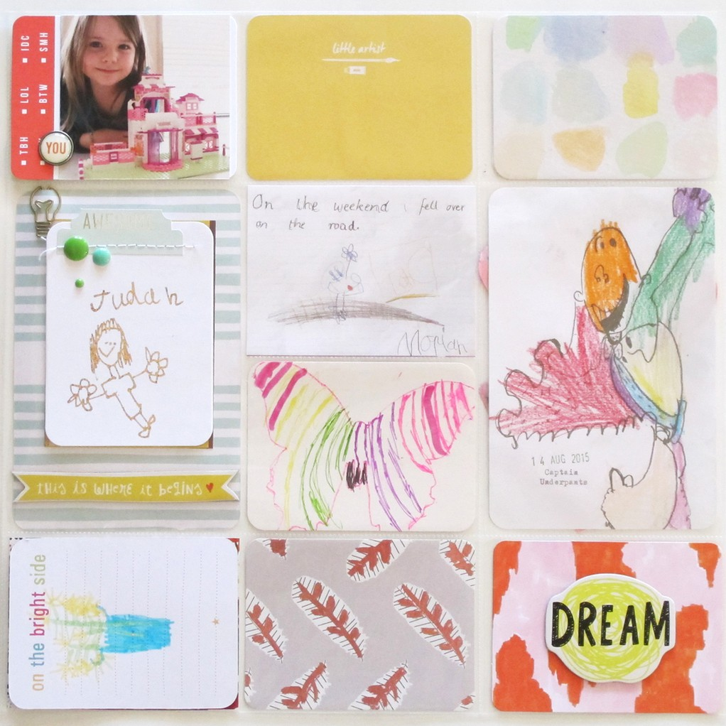 Kid art pl spread by natalie elphinstone original