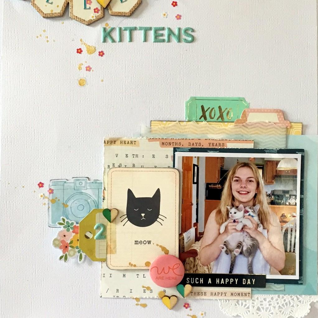 Hello kittens original