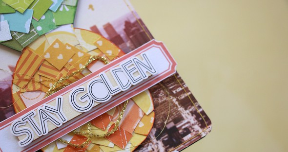 Stay golden card original