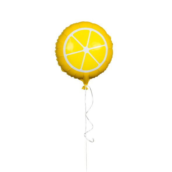 Studio diy shop balloons fruit lemon original