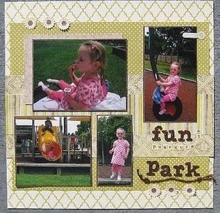 Fun at pukekura park