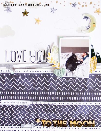Loveyou scatteredconfetti scrapbookinglayout pinkfreshstudio escapetheordinary stamping 1.1 original