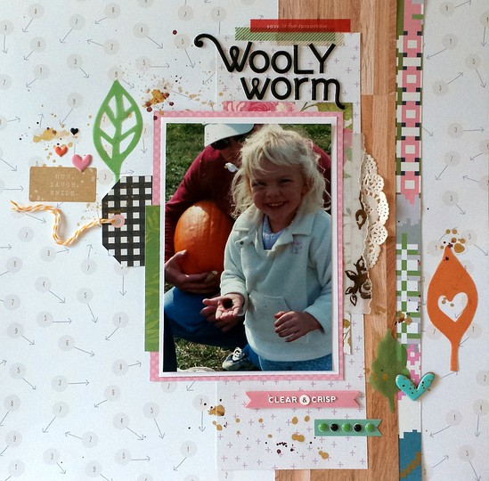 Wooly worm v2 original