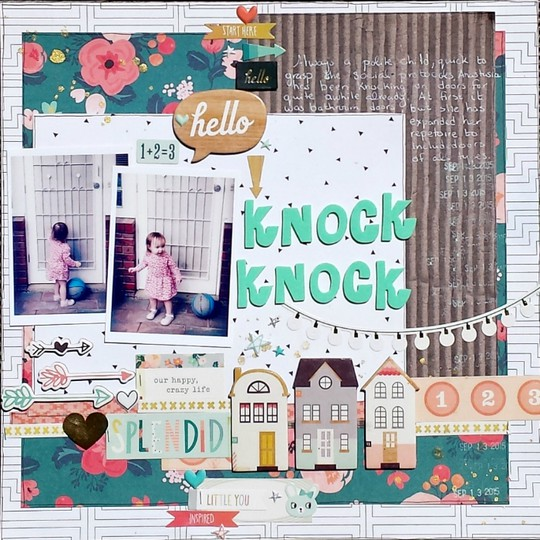 Knock knock original