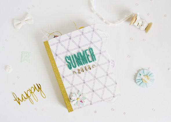 Summer2016 scatteredconfetti scrapbooking minialbum cratepaper americancrafts 1 original