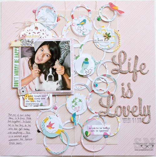Life is lovely original