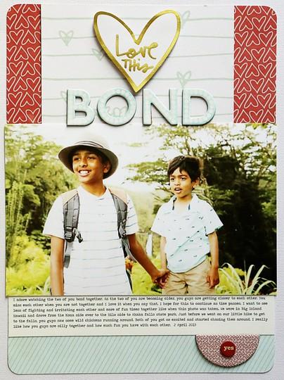 Love this bond %25281 of 1%2529 original