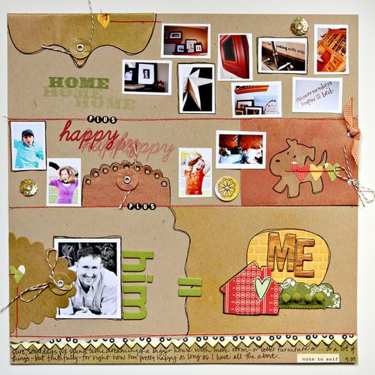 Jo happy home