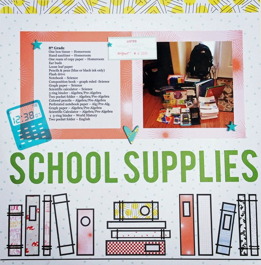 Iriscristata school supplies original