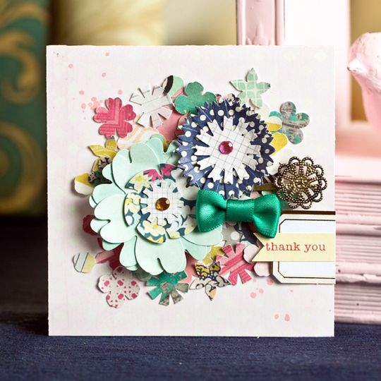 Cards march designer highlight   thank you