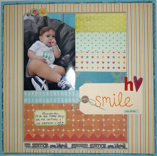 Smile henry