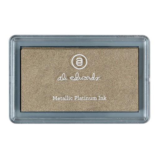 Picture of Metallic Platinum Ink Pad
