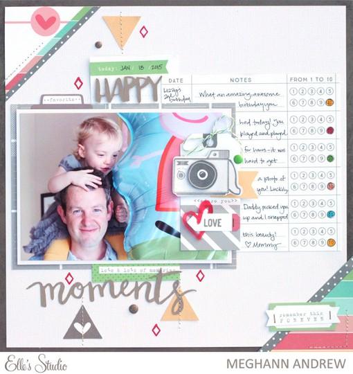 Happy moments blog