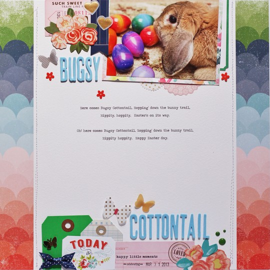Bugsy cottontail
