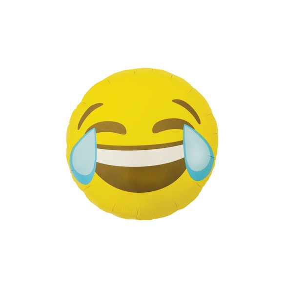Emoji template 0001 emoji cry laughing balloon original